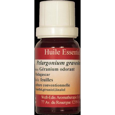 Huile Essentielle de Géranium